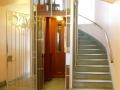 Hissinstallation öppna dörrar